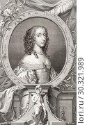 "Купить «Mary, Princess Royal, Princess of Orange, Countess of Nassau, 1631 â. "" 1660. Daughter of King Charles I of England and his wife Henrietta Maria of France...», фото № 30321989, снято 1 февраля 2019 г. (c) age Fotostock / Фотобанк Лори"