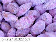 Купить «Roasted kernels of nuts», фото № 30327669, снято 9 марта 2019 г. (c) Владимир Белобаба / Фотобанк Лори