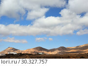 Купить «Lanzarote countryside. Canary Islands. Spain», фото № 30327757, снято 22 июня 2008 г. (c) Знаменский Олег / Фотобанк Лори