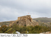 Купить «Surami fortress of the 12th century, Georgia», фото № 30327769, снято 26 сентября 2018 г. (c) Юлия Бабкина / Фотобанк Лори
