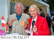 Купить «'Bürgerfest des Bundespräsidenten' at Schloss Bellevue. Featuring: Achim Wolff, Rita Feldmeier Where: Berlin, Germany When: 08 Sep 2017 Credit: AEDT/WENN.com», фото № 30332217, снято 8 сентября 2017 г. (c) age Fotostock / Фотобанк Лори