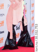 Купить «Directors and actors attend a premiere for 'Gaga: Five Foot Two' at the 42nd Toronto International Film Festival (TIFF) in Toronto, Canada. Featuring:...», фото № 30332753, снято 8 сентября 2017 г. (c) age Fotostock / Фотобанк Лори