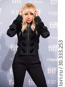 Купить «Directors and actors attend a photocall for 'Gaga: Five Foot Two' at the 42nd Toronto International Film Festival (TIFF) in Toronto, Canada. Featuring...», фото № 30333253, снято 8 сентября 2017 г. (c) age Fotostock / Фотобанк Лори