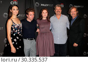 Купить «The Paley Center for Media's 11th Annual PaleyFest Fall TV previews with 'Shameless' Featuring: Emmy Rossum, Jeremy Allen White, Emma Kenney, John Wells...», фото № 30335537, снято 7 сентября 2017 г. (c) age Fotostock / Фотобанк Лори