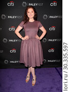 Купить «The Paley Center for Media's 11th Annual PaleyFest Fall TV previews with 'Shameless' Featuring: Emma Kenney Where: Beverly Hills, California, United States...», фото № 30335597, снято 7 сентября 2017 г. (c) age Fotostock / Фотобанк Лори