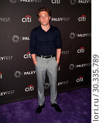 Купить «PaleyFest Fall presents 'Shameless' at The Paley Center for Media in Beverly Hills - Arrivals Featuring: Jeremy Allen White Where: Los Angeles, California...», фото № 30335789, снято 7 сентября 2017 г. (c) age Fotostock / Фотобанк Лори