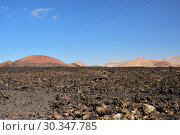 Купить «Lanzarote scenery. Canary island. Spain», фото № 30347785, снято 22 июня 2008 г. (c) Знаменский Олег / Фотобанк Лори