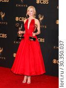 Купить «69th Primetime Emmy Awards - Press Room at the JW Marriott Gold Ballroom on September 17, 2017 in Los Angeles, CA Featuring: Nicole Kidman Where: Los Angeles...», фото № 30350037, снято 17 сентября 2017 г. (c) age Fotostock / Фотобанк Лори