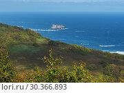 Купить «Тихоокеанское побережье», фото № 30366893, снято 20 сентября 2018 г. (c) А. А. Пирагис / Фотобанк Лори