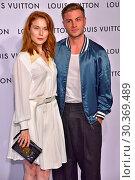 Louis Vuitton Time Capsule Exhibition at Französisches Palais. (2017 год). Редакционное фото, фотограф AEDT / WENN.com / age Fotostock / Фотобанк Лори