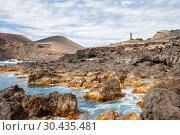 Купить «Capelinhos volcano and lighthouse, Azores», фото № 30435481, снято 4 мая 2012 г. (c) Юлия Бабкина / Фотобанк Лори