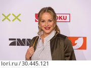 Celebrities attending the Pro 7 SAT 1 press conference 2017 at Cinemaxx. Редакционное фото, фотограф Schultz-Coulon / WENN.com / age Fotostock / Фотобанк Лори