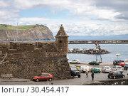 Купить «Fortress Forte de Santa Cruz», фото № 30454417, снято 4 мая 2012 г. (c) Юлия Бабкина / Фотобанк Лори
