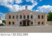 Купить «Former city government in Kolomna», фото № 30502089, снято 9 июня 2018 г. (c) Алексей Голованов / Фотобанк Лори