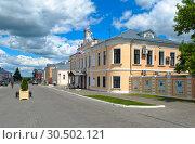 Купить «Lazhechnikova Street», фото № 30502121, снято 9 июня 2018 г. (c) Алексей Голованов / Фотобанк Лори