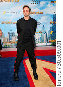 Купить «Los Angeles premiere of 'Spider-Man: Homecoming' held at the TCL Chinese Theatre - Arrivals Featuring: Robert Downey Jr. Where: Los Angeles, California...», фото № 30509001, снято 28 июня 2017 г. (c) age Fotostock / Фотобанк Лори