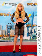 Купить «Los Angeles premiere of 'Spider-Man: Homecoming' held at the TCL Chinese Theatre - Arrivals Featuring: Gigi Gorgeous Where: Los Angeles, California, United...», фото № 30509101, снято 28 июня 2017 г. (c) age Fotostock / Фотобанк Лори