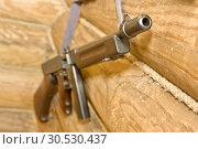 Купить «Thompson gun», фото № 30530437, снято 22 апреля 2010 г. (c) Tryapitsyn Sergiy / Фотобанк Лори