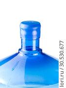Купить «Bottled potable water for cooler», фото № 30530677, снято 2 июня 2010 г. (c) Tryapitsyn Sergiy / Фотобанк Лори