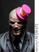 Купить «Sad monster in business suit», фото № 30538673, снято 21 марта 2012 г. (c) Tryapitsyn Sergiy / Фотобанк Лори