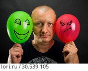 Купить «Emotions», фото № 30539105, снято 31 августа 2012 г. (c) Tryapitsyn Sergiy / Фотобанк Лори