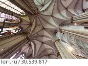 Купить «The cathedral of Cologne», фото № 30539817, снято 23 апреля 2013 г. (c) Tryapitsyn Sergiy / Фотобанк Лори