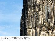 Купить «The cathedral of Cologne», фото № 30539825, снято 23 апреля 2013 г. (c) Tryapitsyn Sergiy / Фотобанк Лори