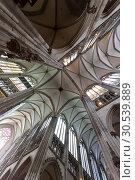 Купить «The cathedral of Cologne», фото № 30539889, снято 23 апреля 2013 г. (c) Tryapitsyn Sergiy / Фотобанк Лори