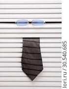 Купить «Window blinds», фото № 30540685, снято 29 октября 2013 г. (c) Tryapitsyn Sergiy / Фотобанк Лори
