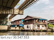 Ghetto in Thailand (2013 год). Стоковое фото, фотограф Tryapitsyn Sergiy / Фотобанк Лори