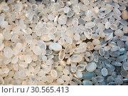 Купить «Gem stone collection closeup, Sri Lanka treasures», фото № 30565413, снято 25 февраля 2017 г. (c) Tryapitsyn Sergiy / Фотобанк Лори