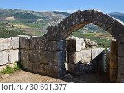 Купить «Nimrod Fortress, Golan Heights, Israel», фото № 30601377, снято 3 апреля 2019 г. (c) Знаменский Олег / Фотобанк Лори