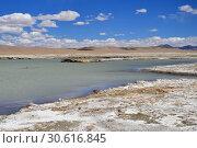 Купить «Великие озера Тибета, озеро Рулдан (Нак) на Тибетском нагорье летом. Китай», фото № 30616845, снято 11 июня 2018 г. (c) Овчинникова Ирина / Фотобанк Лори