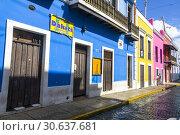Купить «San Juan, Puerto Rico s capital and largest city, sits on the island's Atlantic coast. Its widest beach fronts the Isla Verde resort strip, known for its...», фото № 30637681, снято 23 января 2019 г. (c) age Fotostock / Фотобанк Лори