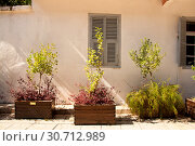 Купить «Beautiful Street of old town Kaleici in Antalya, Turkey», фото № 30712989, снято 22 сентября 2018 г. (c) Наталья Двухимённая / Фотобанк Лори