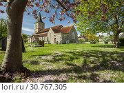 Купить «Spring afternoon at St Michael's church in Southwick, West Sussex, England.», фото № 30767305, снято 25 апреля 2019 г. (c) age Fotostock / Фотобанк Лори