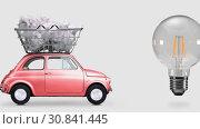Купить «Idea delivery, creative process», видеоролик № 30841445, снято 26 мая 2019 г. (c) Сергей Петерман / Фотобанк Лори