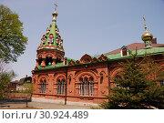 Купить «Марфо-Мариинский женский монастырь. Владивосток», эксклюзивное фото № 30924489, снято 11 мая 2019 г. (c) syngach / Фотобанк Лори