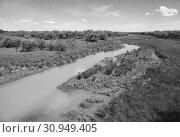 Купить «Река Ключевая. Приток Зеи», эксклюзивное фото № 30949405, снято 16 июня 2019 г. (c) Валерий Акулич / Фотобанк Лори