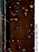 Купить «Traditional Ottoman Turkish marbling art patterns as abstract colorful background», фото № 30961941, снято 9 февраля 2018 г. (c) easy Fotostock / Фотобанк Лори