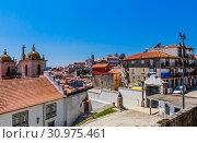 Купить «Views of Porto from Se Cathderal in Porto - Portugal», фото № 30975461, снято 17 июля 2018 г. (c) Николай Коржов / Фотобанк Лори