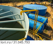 Купить «Water treatment plants of the Waterworks in Thailand.», фото № 31045793, снято 26 мая 2020 г. (c) easy Fotostock / Фотобанк Лори