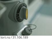 Купить «Burgas, Bulgaria - August 07, 2012: Modern Medical Equipment At 'Bourgasmed' General Hospital.», фото № 31106189, снято 7 августа 2012 г. (c) easy Fotostock / Фотобанк Лори