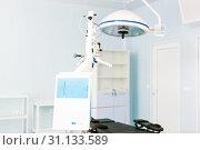 Купить «Operating room in a modern hospital», фото № 31133589, снято 7 августа 2012 г. (c) easy Fotostock / Фотобанк Лори