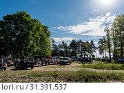 Купить «Поселок Пашково Пензенской области Земетченского района», фото № 31391537, снято 23 мая 2019 г. (c) Владимир Федечкин / Фотобанк Лори