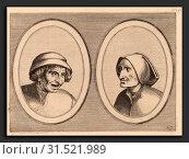 Купить «Johannes and Lucas van Doetechum after Pieter Bruegel the Elder (Dutch, died 1605), 'Keesje Licht-hart' and 'Verblinde Swaen', c. 1564-1565, etching», фото № 31521989, снято 1 ноября 2011 г. (c) age Fotostock / Фотобанк Лори