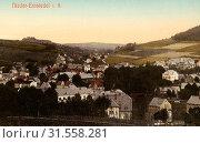 1908, Ústí nad Labem Region, Niedereinsiedel, Czech Republic (2019 год). Редакционное фото, фотограф Copyright Liszt Collection / age Fotostock / Фотобанк Лори