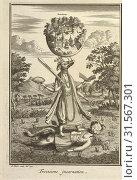 Купить «Third Incarnation, Ceremonies et coutumes religieuses de tous les peuples du monde, Picart, Bernard, 1673-1733, Engraving, 1723-1743, Plate, 38, follows...», фото № 31567301, снято 7 сентября 2018 г. (c) age Fotostock / Фотобанк Лори