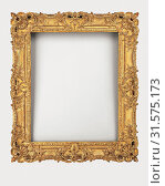 Купить «Largillière frame, 1725–30, French, Oak lower moldings and feather keys, lime upper moldings., 106.5 x 90, 80 x 64, 83.5 x 67 cm., Frames», фото № 31575173, снято 27 апреля 2017 г. (c) age Fotostock / Фотобанк Лори