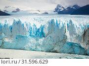 Купить «Glacier Perito Moreno, southeast of Argentina», фото № 31596629, снято 2 февраля 2017 г. (c) Яков Филимонов / Фотобанк Лори